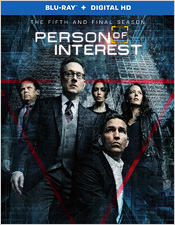 Person of Interest: Season Five (Blu-ray Disc)