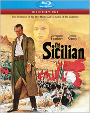The Sicilian (Blu-ray Disc)