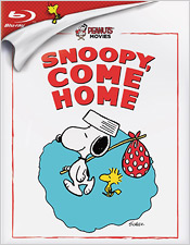 Snoopy Come Home (Blu-ray Disc)