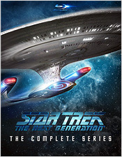 Star Trek: The Next Generation - The Complete Series (Blu-ray Disc)