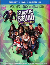 Suicide Squad: Extended Edition (Blu-ray Disc)
