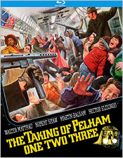 The Taking of Pelham 123 (Blu-ray Disc)