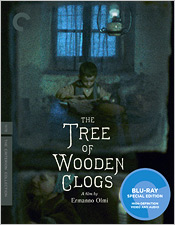 The Tree of Wooden Cogs (Criterion Blu-ray Disc)