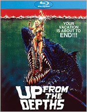 Up from the Depths (Blu-ray Disc)