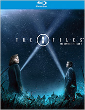 The X-Files: The Complete Season 1 (Blu-ray Disc)