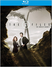 The X-Files: The Complete Season 3 (Blu-ray Disc)