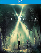 The X-Files: The Complete Season 5 (Blu-ray Disc)