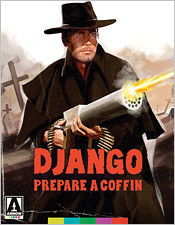 Django Prepare a Coffin (Blu-ray Disc)