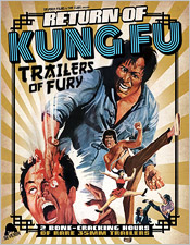 Return of Kung Fu: Trailers of Fury (Blu-ray Disc)