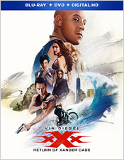 xXx: The Return of Xander Cage (Blu-ray Disc)