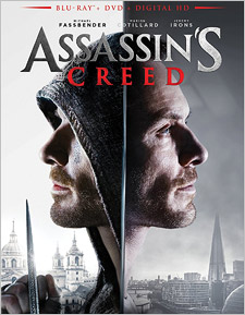 Assassin's Creed (Blu-ray Disc)