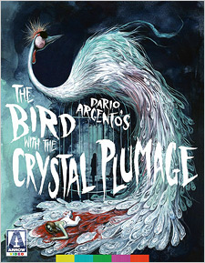 The Bird with the Crystal Plummage: Limited Edition (Blu-ray Disc)