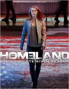 Homeland: The Complete Sixth Season (Blu-ray Disc)