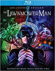 The Lawnmower Man: Collector's Edition (Blu-ray Disc)