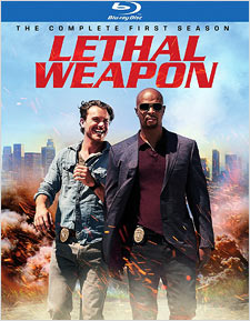 Lethal Weapon: Season One (Blu-ray Disc)