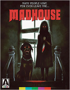 Madhouse (Blu-ray Disc)