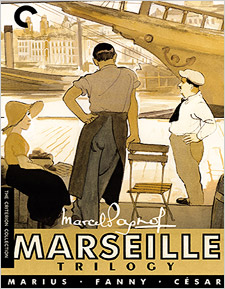 The Marseille Trilogy (Criterion Blu-ray Disc)