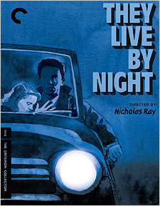 They Live By Night (Criterion Blu-ray Disc)