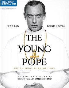 The Young Pope (Blu-ray Disc)