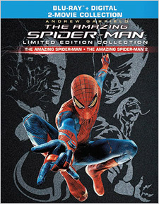 The Amazing Spider-Man: Limited Edition Collection (Blu-ray Disc)