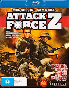 Attack Force Z (Blu-ray Disc)