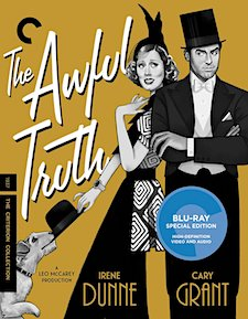 The Awful Truth (Blu-ray Disc)