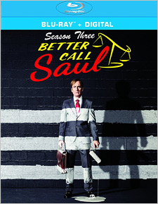 Better Call Saul: Season Three (Blu-ray Disc)