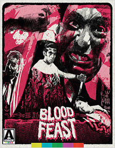 Blood Feast: Special Edition (Blu-ray Disc)