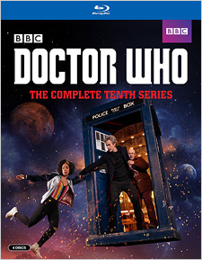 Doctor Who: Season 10 (Blu-ray Disc)