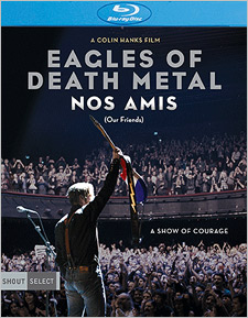 Eagles of Death Metal: Nos Amis (Blu-ray Disc)