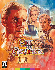Erik the Conqueror: Special Edition (Blu-ray Disc)