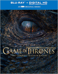 Game of Thrones: The Complete Seventh Season (Blu-ray Disc)