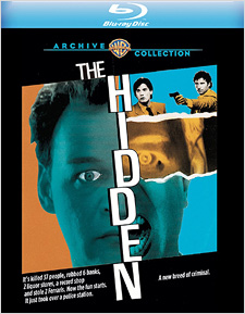 The Hidden (Blu-ray Disc)