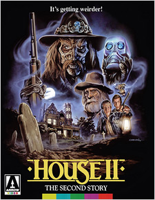 House 2 (Blu-ray Disc)