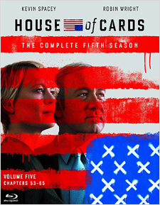 House of Cards: The Complete Fifth Season (Blu-ray Disc)