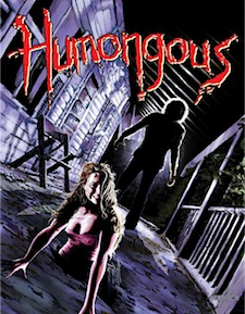 Humongous (Blu-ray Disc)
