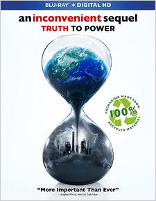 An Inconvenient Sequel: Truth to Power (Blu-ray Disc)