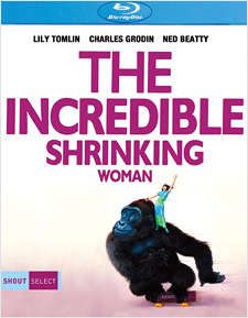 The Incredible Shrinking Woman (Blu-ray Disc)