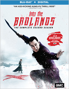 Into the Badlands: The Complete Second Season (Blu-ray Disc)