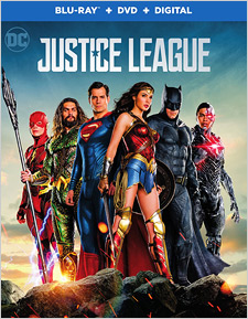 Justice League (Blu-ray Disc)