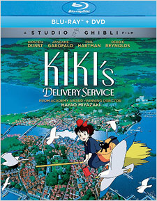 Kiki's Delivery Service (GKids Blu-ray Disc)