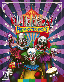 Killer Klowns from Outer Space: Special Edition (Blu-ray Disc)