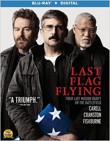 Last Flag Flying (Blu-ray Disc)