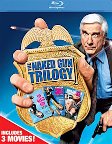 The Naked Gun Trilogy (Blu-ray Disc)