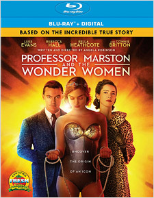 Professor Marston and the Wonder Women (Blu-ray Disc)