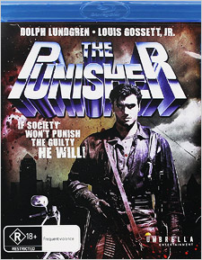 The Punisher (1989) (Blu-ray Disc)