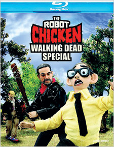 Robot Chicken: Walking Dead Special (Blu-ray Disc)