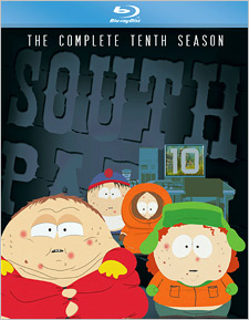 South Park: The Complete Tenth Season (Blu-ray Disc)