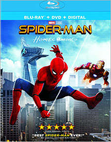 Spider-Man: Homecoming (Blu-ray Disc)