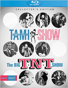 T.A.M.I. Show / The Big T.N.T. Show (Blu-ray Disc)